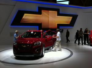 Nowy Chevrolet - Trax