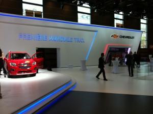 Nowy Chevrolet Trax