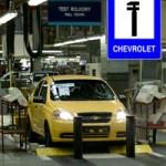 Serwis Chevrolet