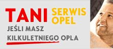Tani Serwis Opel Warszawa
