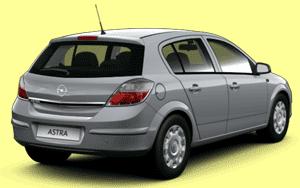Opel Astra Classic 3 Automatyczna skrzynia biegów