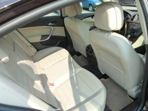 Opel Insignia - auto do ślubu