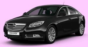 Opel Insignia z instalacją gazową