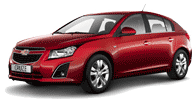Chevrolet Cruze hatchback - hit