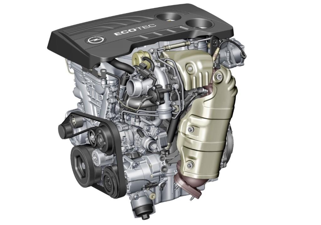 Opel 1.6 SIDI Turbo - fot. Opel