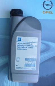 Oryginalny olej do automatyczna skrzyni biegów
